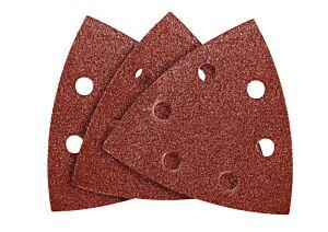 SKIL Brusný papír na suchý zip (trojúhelníkový, 93mm)