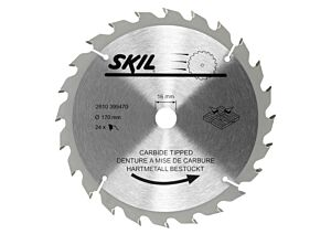 SKIL Karbidový pilový kotouč (Ø170mm, 24 zubů)